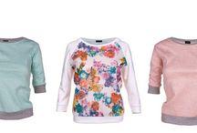 blouses shirts sweats etc