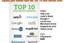 FREE Listings on TOP 15 Review Sites  / ApartmentRatings.com is not the only review site that matters. Build your reputations on the TOP User rated review sites by listing your property. This board shares the links to each site and it's sign up page. Get started sharing these sites with your happy residents.