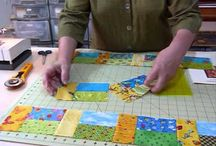 Quilting Videos / Tutorial and informative quilting videos / by JulieCC