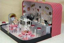 Miniatures & Diaramas, etc