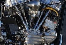 Pan Fried / Panhead Harley's