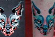 Skin Art / Some of my absolute favorite tattoos