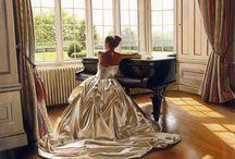 piyano ve kadın 2