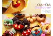 Disney Food / Disney Delights / by Cynthia