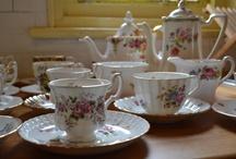 Inspiration {Tea Party}