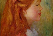 Renoir, Pierre Auguste - His Art / The art of Pierre Auguste  Renoir
