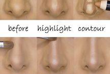 Contorno de nariz
