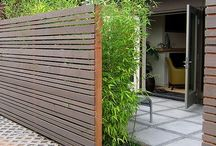 Exterior Fence Ideas / by Christina Froberg