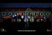 Limelight 3D Projection Mapping / Videos of 3d video mapping creations of our group of artists called Limelight.
