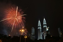 Flickr users' New Year's Eve photos / by Yahoo! News