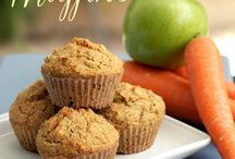 Recipes ~ cupcakes and muffins