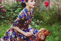 Retro šaty - Retromooda.cz a Tvojekabelka.cz / Milujeme retro styl, vintage šaty a tak je i prodáváme a milujeme vás a tak vám je i nabízíme a představujeme