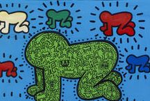 Keith Haring Pop-Up Shop / What is as good as a  Keith Haring Pop Shop which we miss? A Keith Haring Pop-Up Shop!