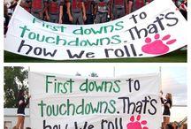 football signs
