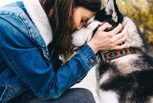 Puppy&Girl