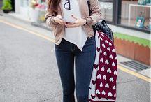 Koreai divat