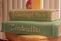 Cakes & books / Torták és könyvek