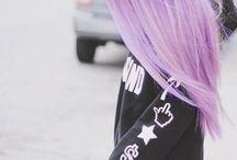 Haarfarben