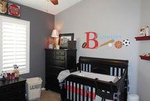 Eli's Bedroom / Ideas for little mans nursery! / by Jenny Ainsworth