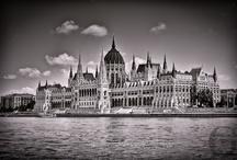 Budapest, London
