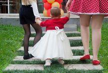 Aniversario infantil / Festas, decoração, brincadeiras