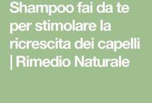 shampoo per la crescita sei capelli