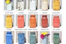 Sweet Pickins Milk Paint / Everything here has been painted with Sweet Pickins Milk Paint!