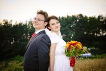 Fotografia ślubna - Maria i Hubert