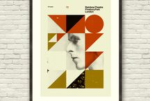 Retro-print Designs