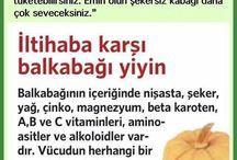 Canan Karatay / Canan Karatay doğal ve sağlıklı yaşama ilişkin önerileri..