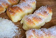 Pão leite condensado
