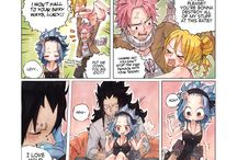 Fairy Tail Couple
