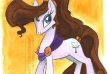 çizilebilir ponyler