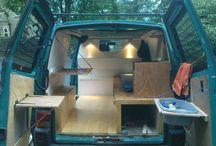 Surfcar interior