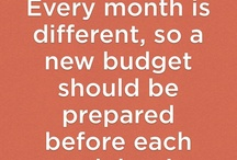 Money/Budget/Debt / love the Dave Ramsey and YNAB. This has been life changing for us. good stewardship of all we have. / by Tiffany Faber