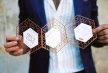 Wedding Themes | Geometric