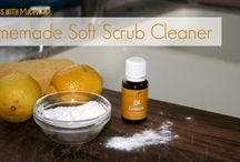 Healthy Life - Natural Cleaning EOs
