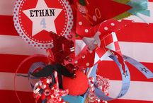 Carnival Decorating Committee / by Eden Yows