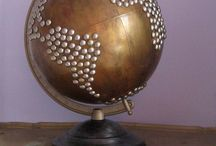 Great globes! / by Anita's Curiosity Shop