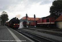 Harzer Schmalspurbahnen GmbH (HSB) - Dampfloks / Sie sehen hier eine Auswahl meiner Fotos, mehr davon finden Sie auf meiner Internetseite www.europa-fotografiert.de.