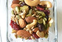 Cookbook - Trail mix/bars etc.