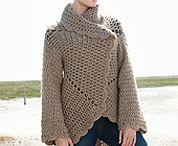 käsityöt * crochet, knitting, sewing