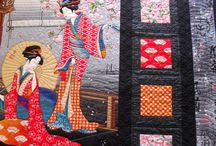 Quilts - Asian Influence