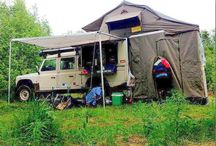 Expo Rigs/Camp Trailer / by Jeff Hoffman
