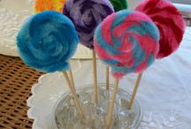 My Willy Wonka Birthday Party! / I am having a Willy Wonka birthday party for my 10th birthday bash! These are some ideas for your party!