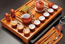 Plateau a thé