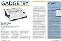 Gadgetry - OC REALTOR / Gadgets for REALTORS® from the Orange County Association of REALTORS® / by Orange County Association of REALTORS® (OCAR)