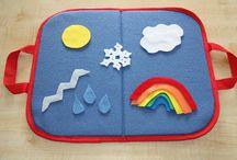 the weather - preschool