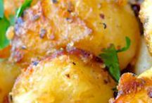 FOOD : Potatoes / Lots of delicious potato recipes