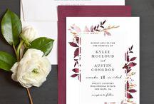 Marrisa's Wedding Invitation